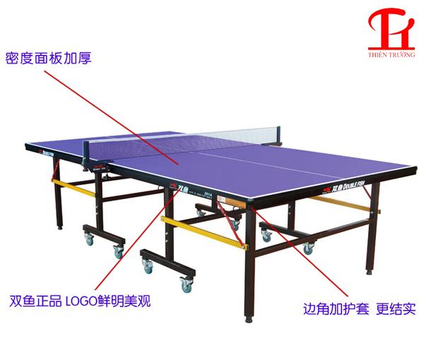 Bàn bóng bàn Song Ngư 201A New giá rẻ nhất ở Thiên Trường