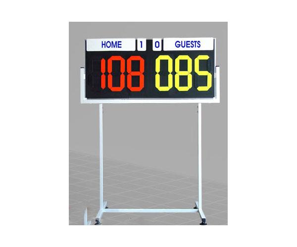 Bảng điểm 3 số có chân S357 dùng thi đấu bóng rổ giá rẻ Nhất