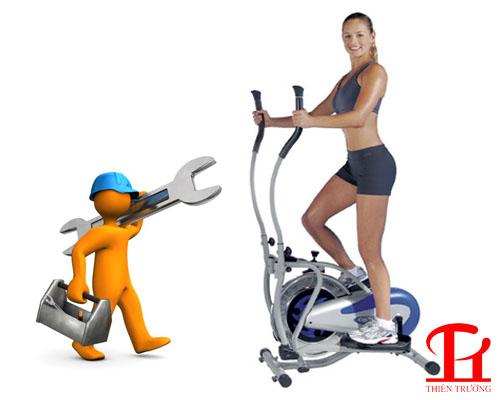 Các bước bảo dưỡng xe đạp tập thể dục tại nhà cho người Mới