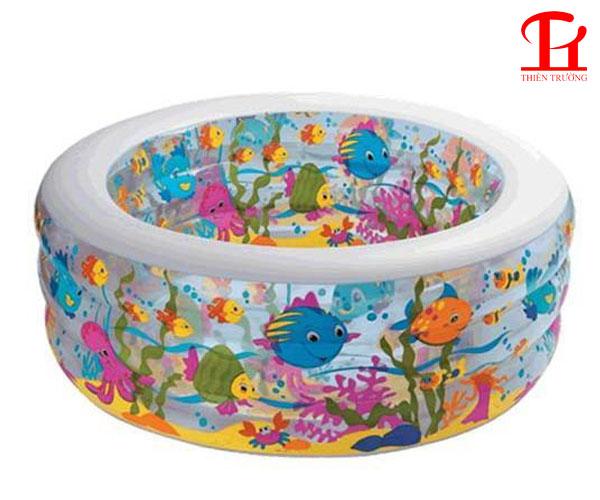 Bể bơi phao Intex 58480 chính hãng giá rẻ Thiên Trường Sport !