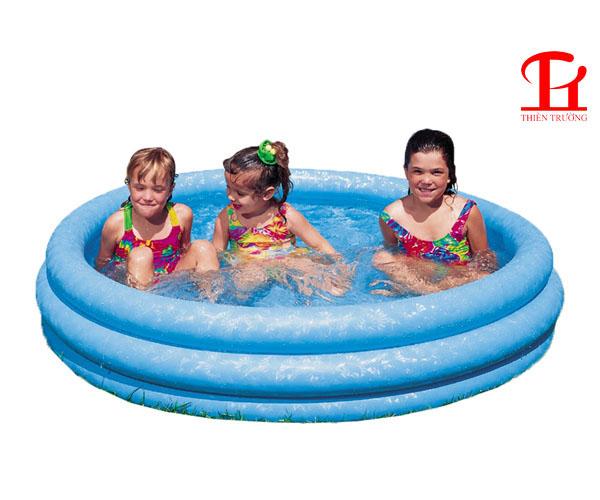 Bể bơi phao Intex xanh thủy tinh 58426 chính hãng giá rẻ Nhất !