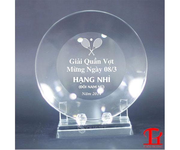 Biểu trưng pha lê PL01 mẫu cực đẹp và giá rẻ nhất Việt Nam !