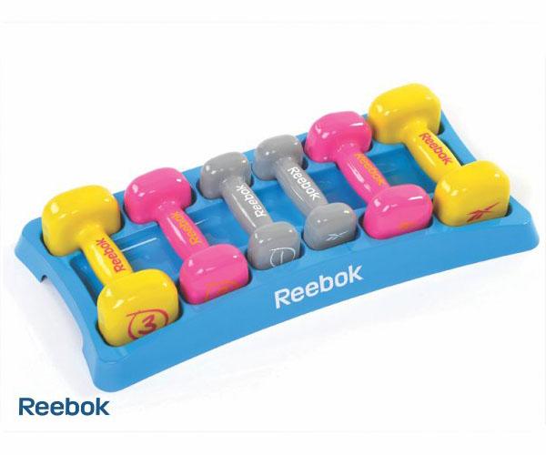 Bộ tạ tay Reebok 12 kg RAWT-11056 cực xịn và giá rẻ Nhất !