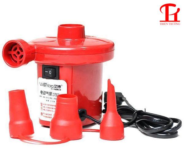 Bơm điện 220V Wenbo 838 chính hãng giá rẻ nhất tại Việt Nam