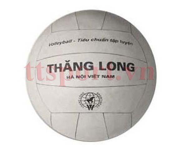 Quả bóng chuyền Thăng Long da mộc giá rẻ nhấ tại Việt Nam !