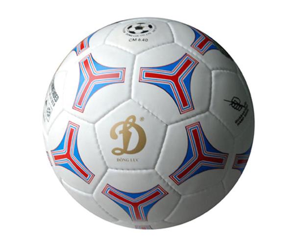 Quả bóng đá Động Lực số 4 hoa CM6.08 giá rẻ nhất Việt Nam