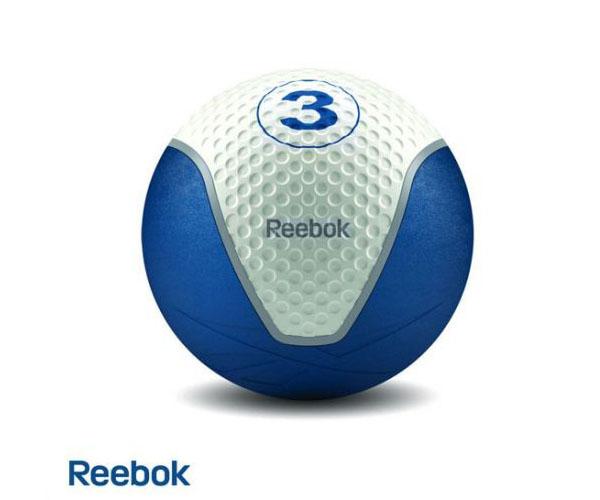 Bóng tạ 1kg RE-40121PK chính hãng Reebok