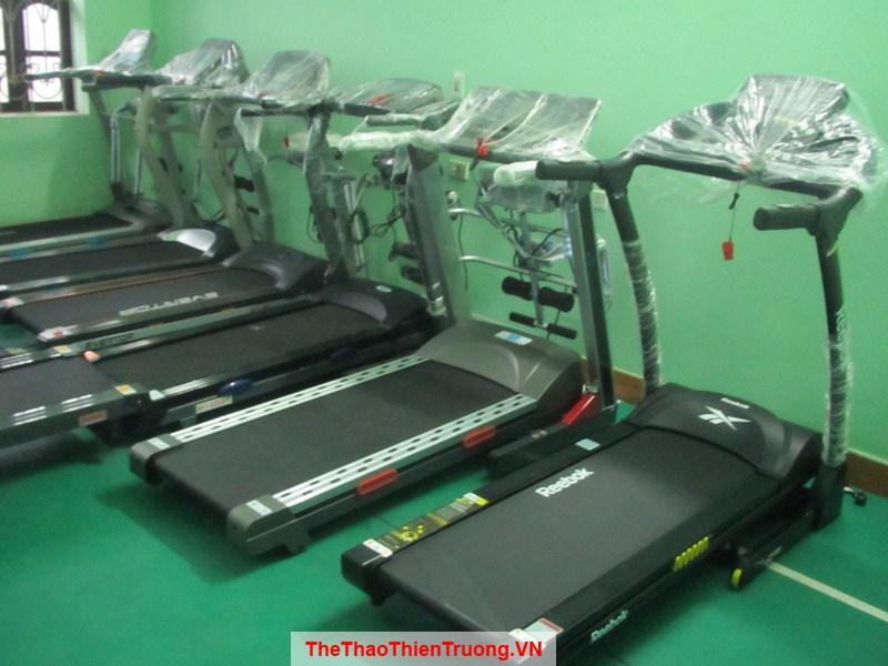 Phòng trưng bày máy chạy bộ tại Hà Nội - Thiên Trường Sport