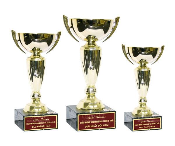 Cúp thể thao 8V0003 dùng trao thưởng và lưu niệm giá rẻ Nhất