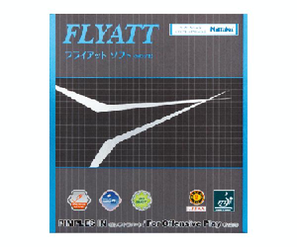 Mặt vợt bóng bàn Nittaku Flyatt Soft giá rẻ nhất tại Việt Nam !
