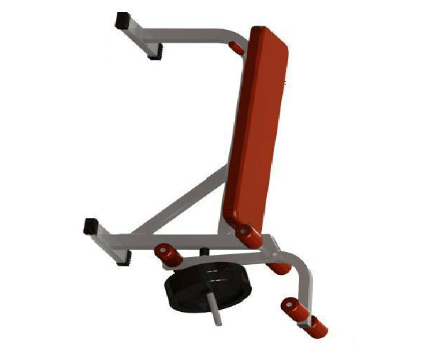 Ghế tập đùi rời VGB5601 dùng cho phòng tập Gym giá rẻ Nhất
