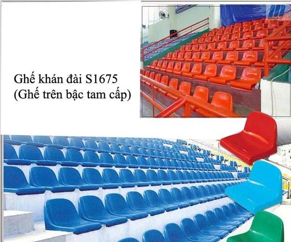 Ghế khán đài S1675 chính hãng Vifa Sport giá rẻ nhất Việt Nam