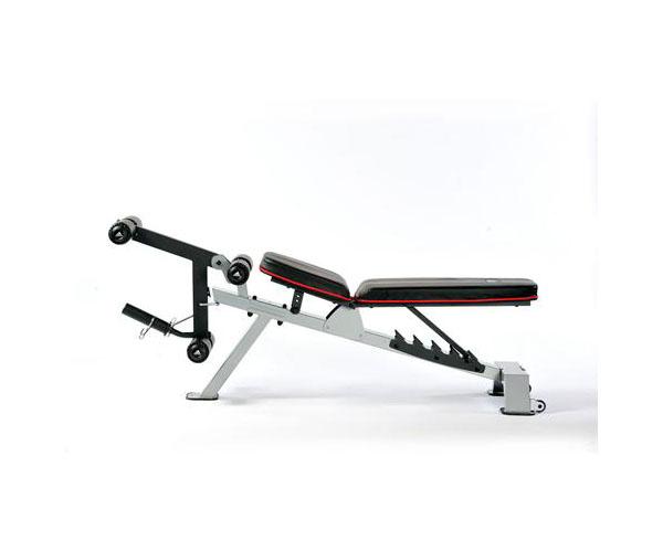 Ghế tạ đa năng ADBE-10237 chính hãng Adidas dùng tập Gym