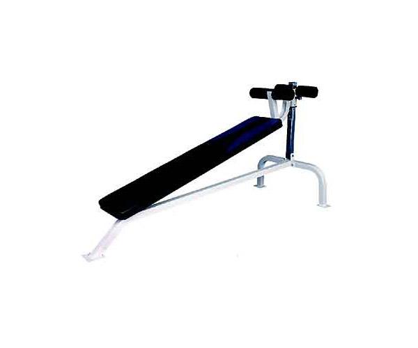 Ghế cong tập bụng 90 độ G-8632 giá rẻ và dùng cho phòng Gym