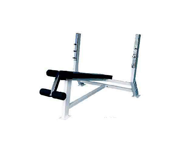 Giàn đẩy tạ dốc xuống G-8628 cho phòng tập Gym giá rẻ Nhất !