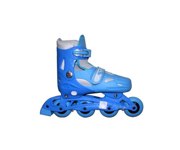 Giày trượt Patin Long Feng 0705 màu xanh đẹp mắt, giá rẻ nhất