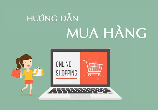 Hướng dẫn đặt hàng tại web https://www.thethaothientruong.vn/