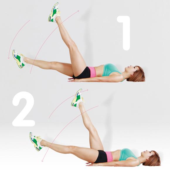 4 bài tập eo thon dáng ngọc dành cho nữ hiệu quả nhanh Nhất !