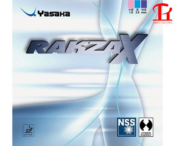 Mặt vợt bóng bàn Rakza X chính hãng giá rẻ tại Thiên Trường !