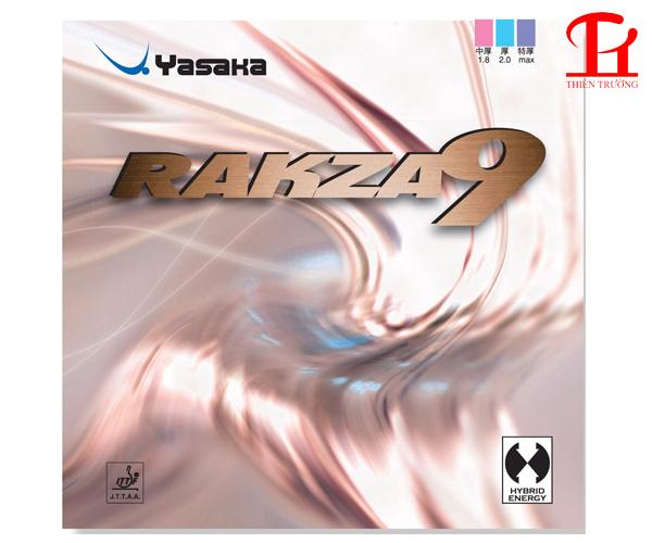 Mặt vợt bóng bàn Yasaka Rakza 9 giá rẻ tại Thiên Trường Sport