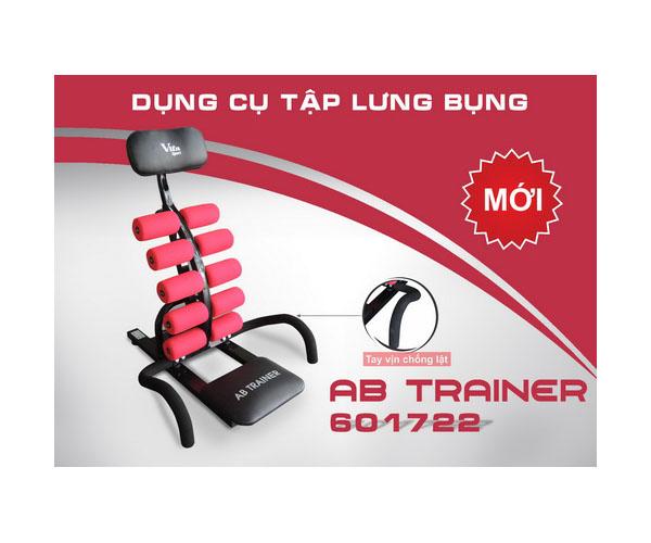 Máy tập cơ bụng AB Trainer chính hãng Vifa Sport giá rẻ Nhất