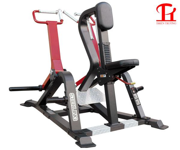 Máy tập cơ Impulse Row SL7007 chuyên dùng cho phòng Gym