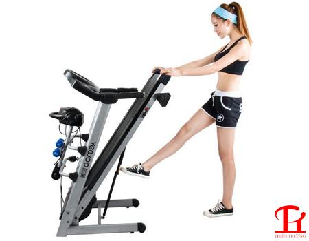 Những đối tượng nên sử dụng máy chạy bộ tập thể dục tại nhà?