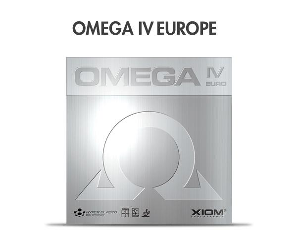 Mặt vợt Xiom Omega IV EUR chính hãng giá rẻ nhất Việt Nam
