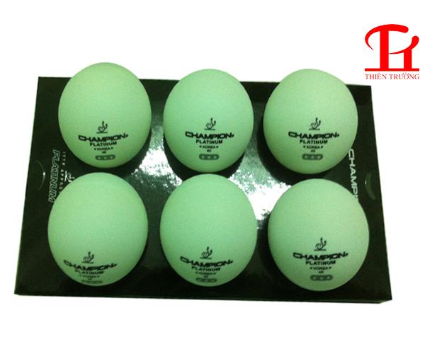 Quả bóng bàn Xiom Platinum nhập khẩu Hàn Quốc giá rẻ Nhất