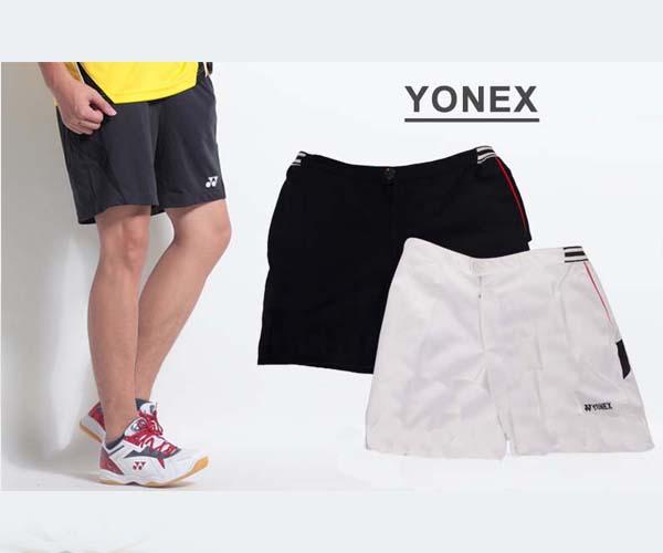 Quần sooc Yonex cao cấp dùng để chơi cầu lông và giá rẻ Nhất