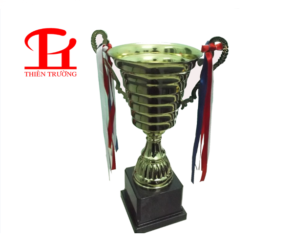 Cúp thể thao T3050 dùng trao giải bóng đá giá rẻ nhất Việt Nam