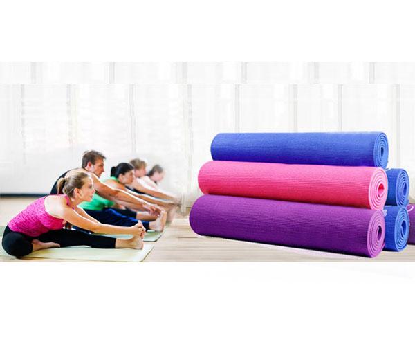 Thảm tập Yoga Mat chính hãng giá rẻ nhất thị trường Việt Nam