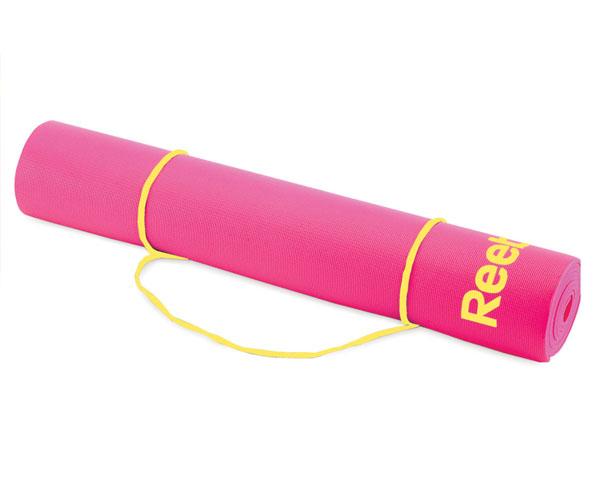 Thảm tập Yoga Reebok RAYG-11022MG có màu hồng rất đẹp !