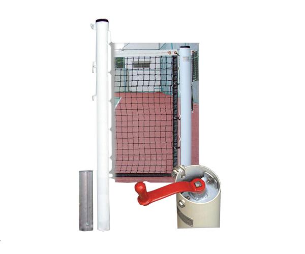 Trụ Tennis ống kẽm di động 303344 hãng Vifa Sport giá rẻ Nhất