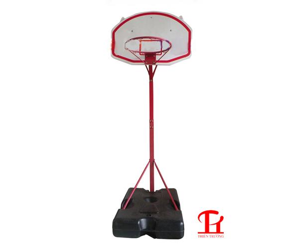 Trụ bóng rổ nhập khẩu HB6 dùng tập bóng rổ tại nhà giá rẻ Nhất