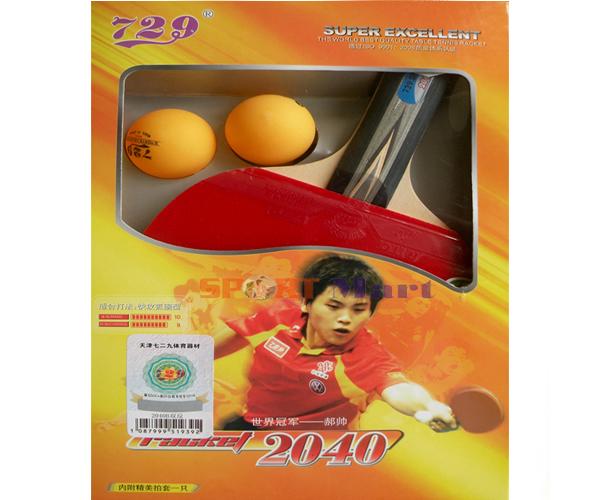 Vợt bóng bàn 729 2040 chính hãng và giá rẻ nhất tại Việt Nam !