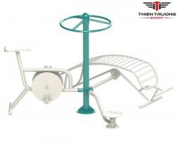 Cụm Lưng bụng, Xoay eo, Xe đạp Vifa Sport VIFA-723335