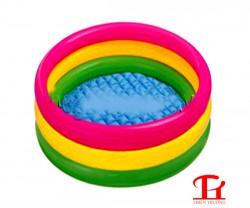 Bể bơi trẻ em 3 tầng Intex