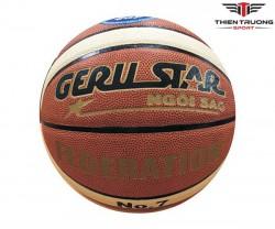 Quả bóng rổ Geru da PU số 7 Federation