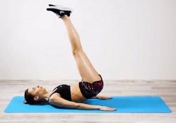 Cách làm chân thon và thẳng cho nữ bằng các bài tập đơn giản