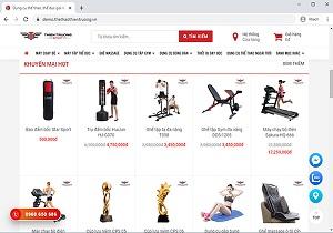 Hướng dẫn mua online tại https://www.thethaothientruong.vn/