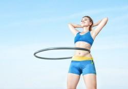 Lắc vòng có giảm mỡ bụng dưới không? Cách lắc vòng hiệu quả
