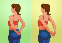Lưng tôm là gì? Bài tập khắc phục tình trạng lưng tôm hiệu quả
