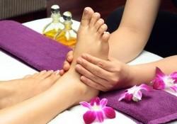 Các bước massage bắp chân, bàn chân đơn giản tại nhà !