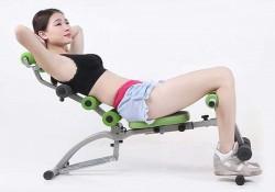 Máy tập cơ bụng nào tốt, hiệu quả nhất hiện nay tại Việt Nam?