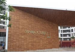 Thi công sàn thể thao đa năng tại Trường Marie Curie, Hà Nội