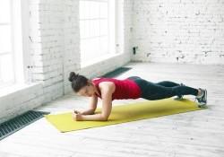 Vì sao tập Plank bị đau lưng? Nguyên nhân và cách khắc phục !