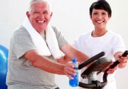 Xe đạp tập thể dục cho người già, cao tuổi tập tại nhà tốt Nhất !