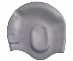 Mũ bơi Lang Jian màu xám