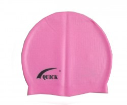 Mũ bơi Quick màu hồng